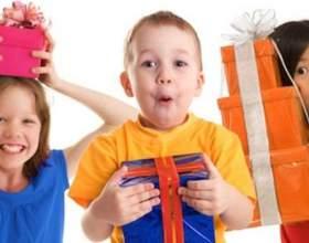 Що можна подарувати дитині на 5 років фото