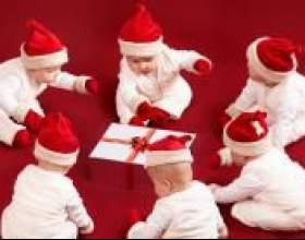Ідеї   новорічних подарунків для улюблених малюків фото