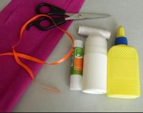 Як з підручних матеріалів зробити ялинкову іграшку: покрокова інструкція фото
