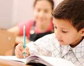 Як навчити писати дитини: робочі методи, корисні ігри фото