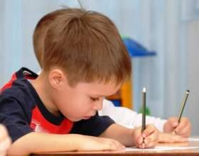Як навчити дитину писати правильно і красиво фото