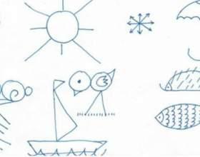 Як батькам навчити дитину писати букви і цифри фото