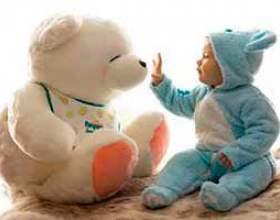 Улюблена іграшка дитини фото