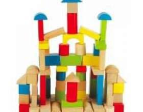 Кращий подарунок - розвиваюча іграшка з дерева фото