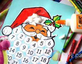 Новорічний календар фото