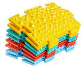 Ортопедичний килимок для дітей: лікарі рекомендують! фото