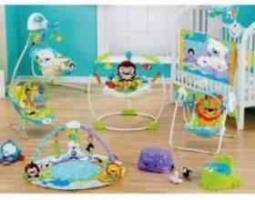 Перші іграшки для новонародженого фото