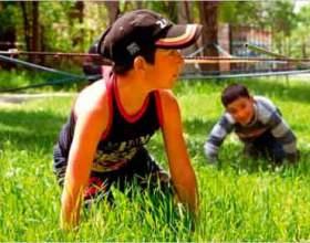 Рухливі ігри для дітей на природі - запорука гарного розвитку фото
