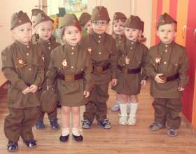 Сценарій 23 лютого для середньої групи дитячого садка фото