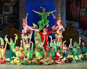"""Театр сац запрошує на балет «чиполліно» С""""РѕС'Рѕ"""